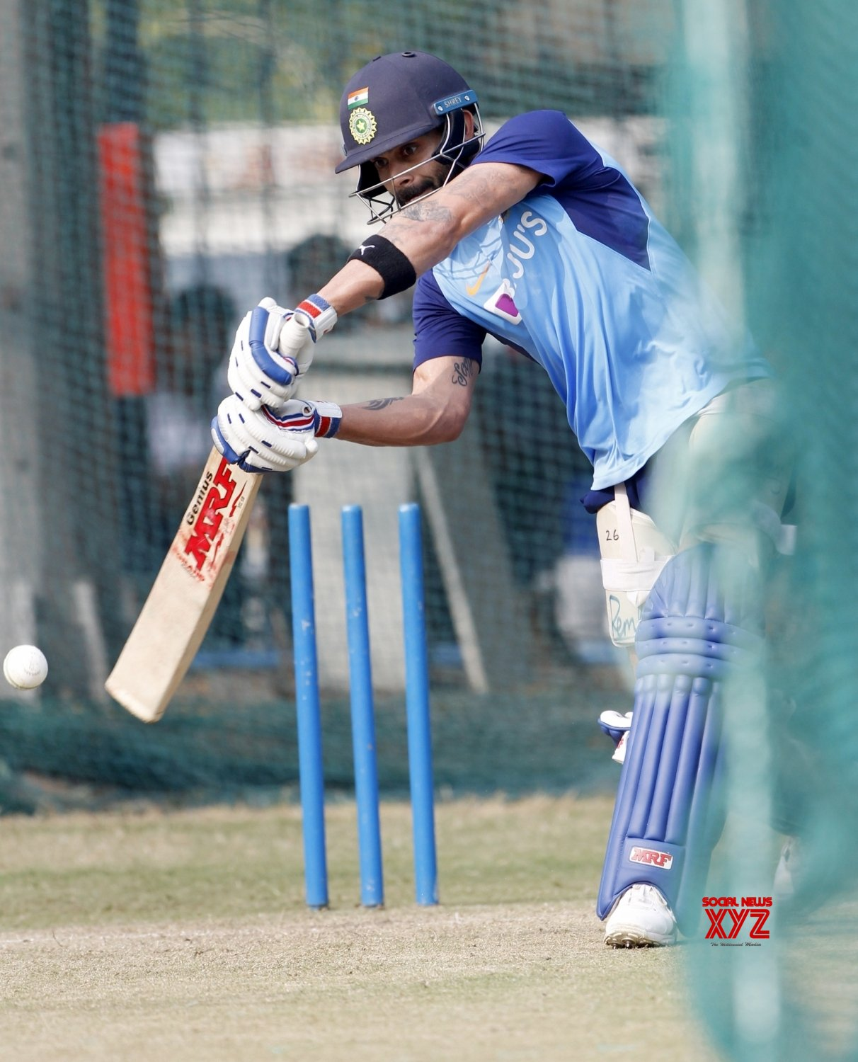 Hyderabad: India practice session #Gallery