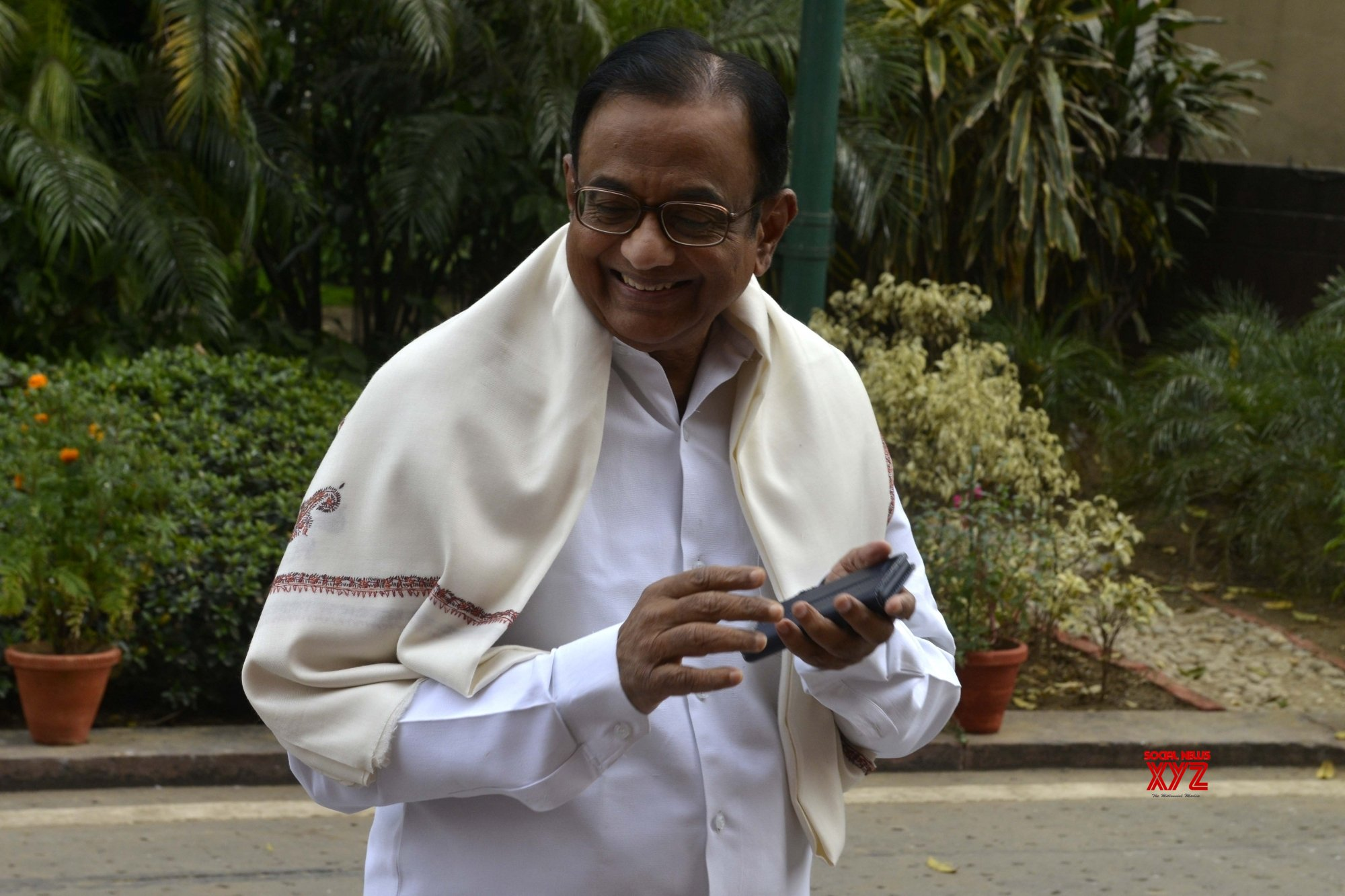 Not a single charge framed against me in 106 days: Chidambaram