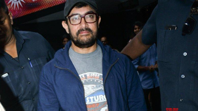 Here's how Aamir Khan wished Ashutosh Gowariker luck for 'Panipat'