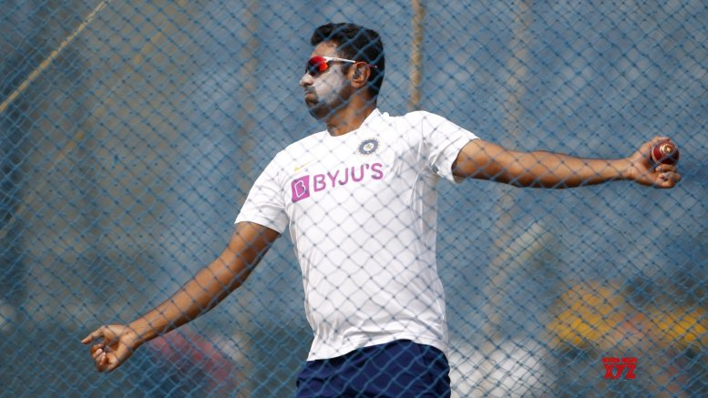Ashwin sees funny side in Kailaasa announcement