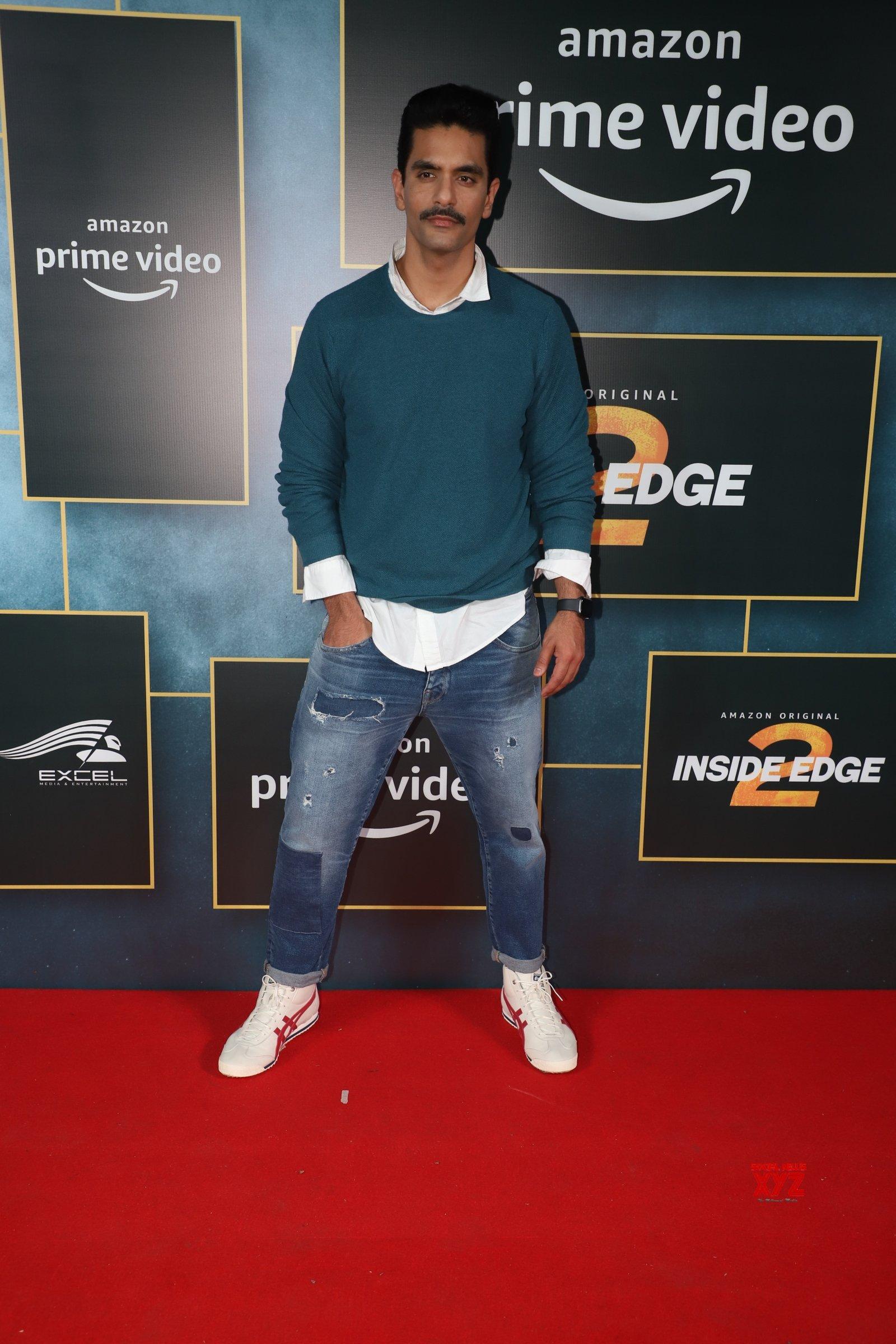 Amazon Prime's Inside Edge Season 2 Launch At JW Marriott In Juhu - Gallery