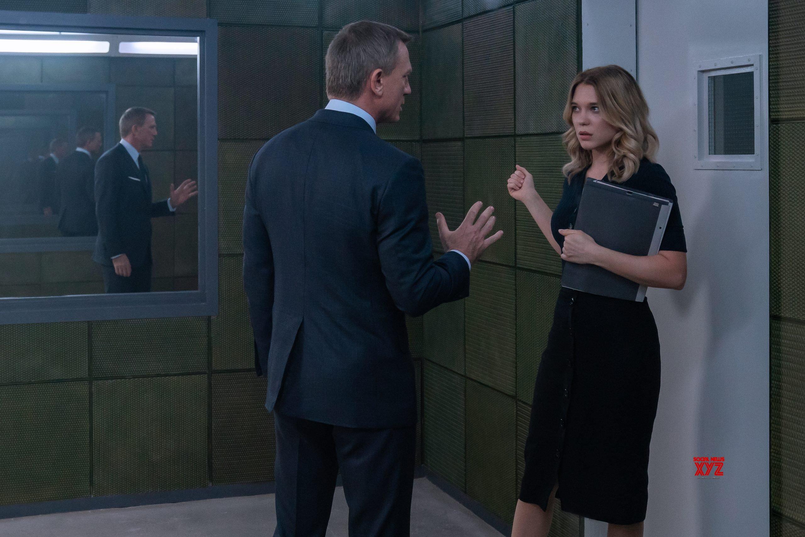 Bond 25th Movie No Time To Die HD Stills