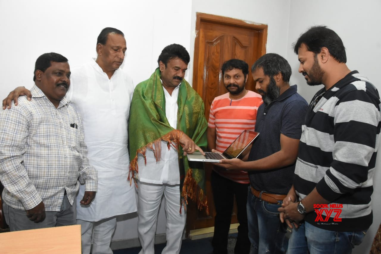 Software Sudheer Website Launched By Ministers Talasani Srinivas Yadav And Malla Reddy