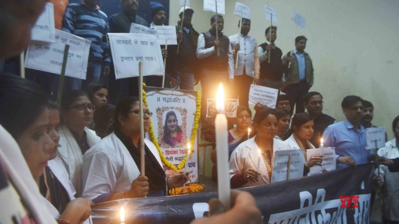 Telangana sets up special court for Hyderabad rape case