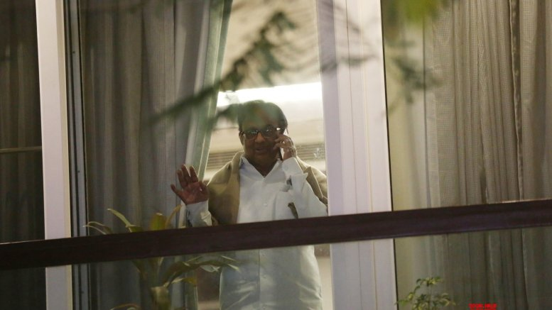 Chidambaram to break his silence on Thursday noon
