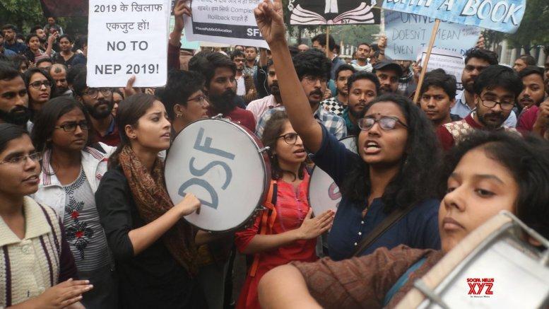 After JNU, IIMC joins demand for fee hike rollback