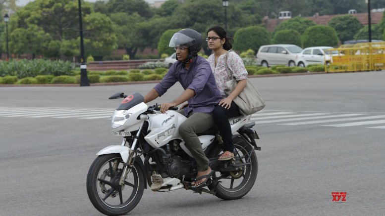 Helmets optional in intra-city riding in Gujarat