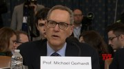 Day 6, Part 5: Michael Gerhardt's opening statement (Video)