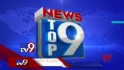 Top 9 News Headlines - TV9 (Video)