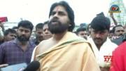 Pawan Kalyan Visits Tirumala Tirupati Temple Video (Video)