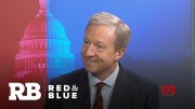 Tom Steyer: Money doesn't matter if you have something to say (Video)