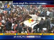 Pawan Kalyan Receives Grand Welcome @ Chittoor Dist  (Video)
