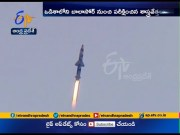 India successfully conducts trial of indigenously made Prithvi 2 missile  (Video)