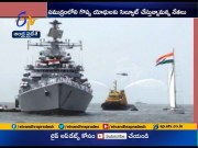 I Salute Navy Courage & Alacrity With which They Serve Our Great Country | Chandrababu  (Video)