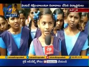 Justice for Disha | Students Demanding for Hang Accused | in Uppada  (Video)