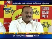 TDP Leader Atchannaidu reaction on Alliance with JanaSena  (Video)