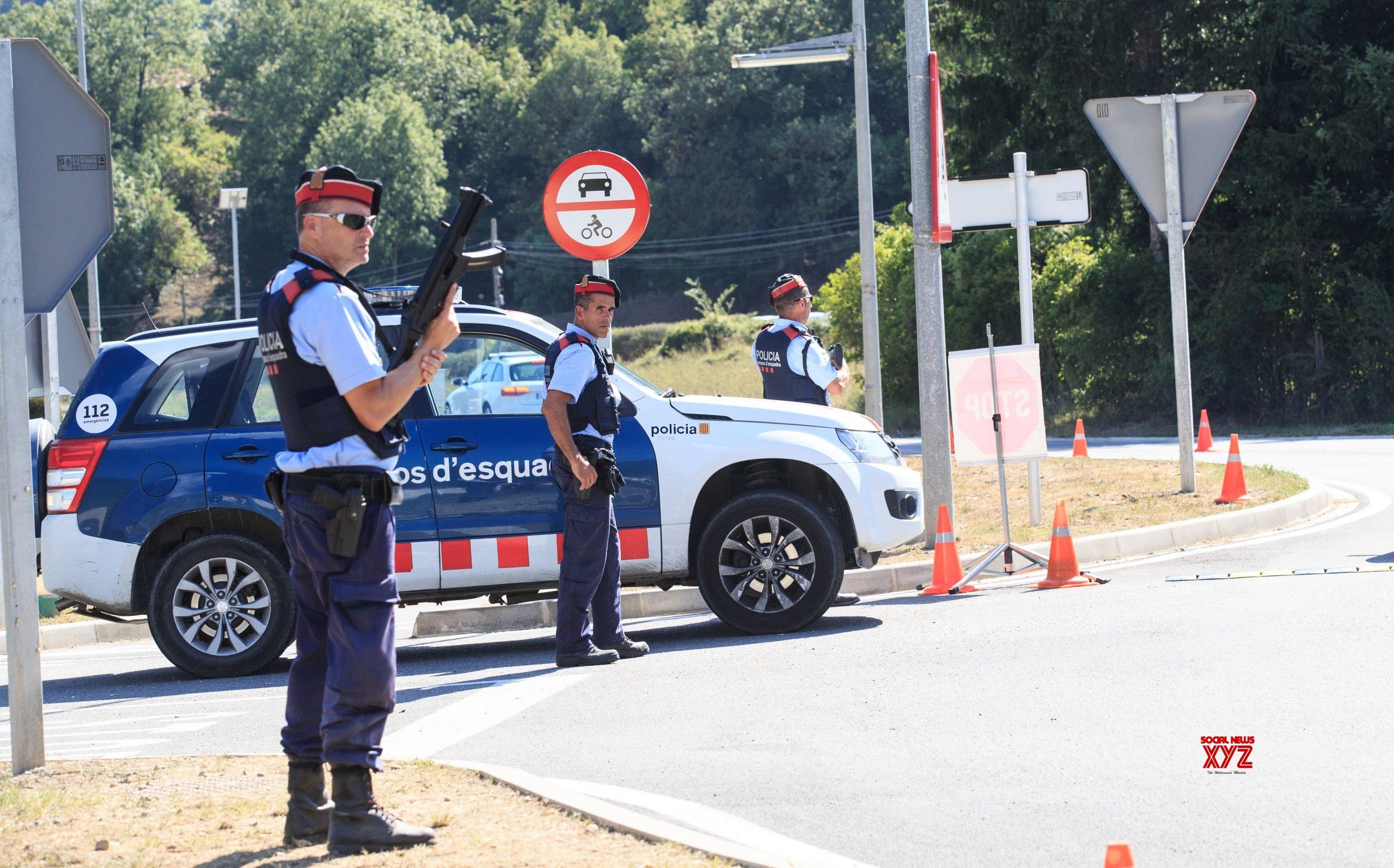Spanish police detain 4 suspected jihadis