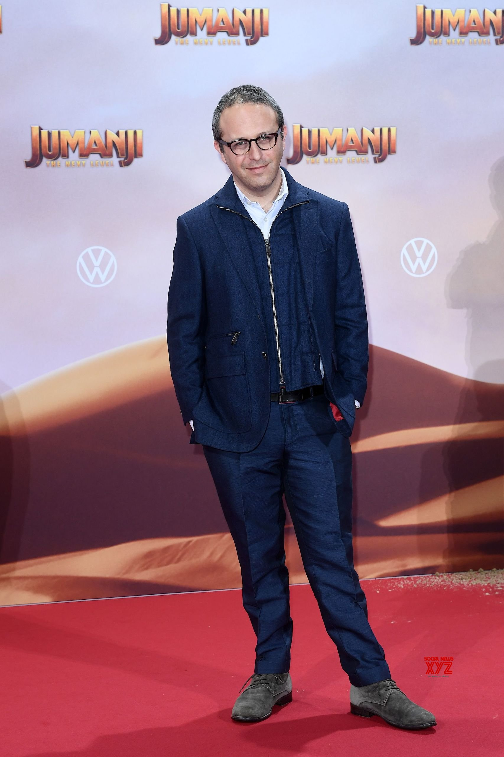 Jumanji: The Next Level Movie Berlin Premiere HD Gallery