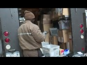 New Yorkers stepping up fight against delivery thieves (Video)