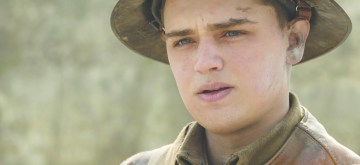 "Dean-Charles Chapman as Blake in ""1917,"" the new epic from Oscar®-winning filmmaker Sam Mendes."