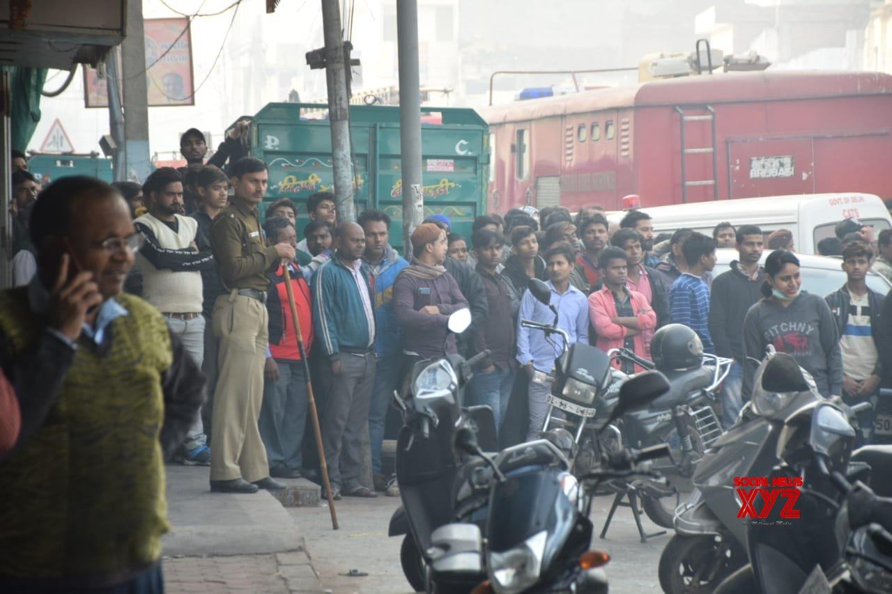 Delhi Fire: FIR against factory owner