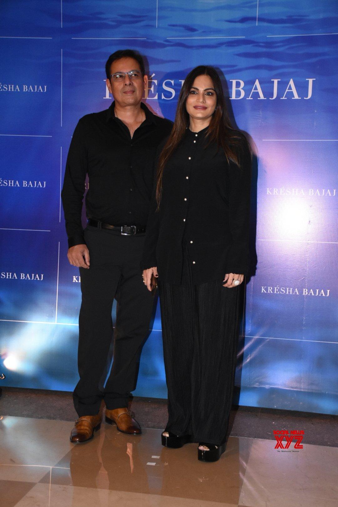 Salman Khan And Other Celebs At Kresha Bajaj Store First Anniversary Celebrations And Fashion Show At Bandra Gallery Set 1