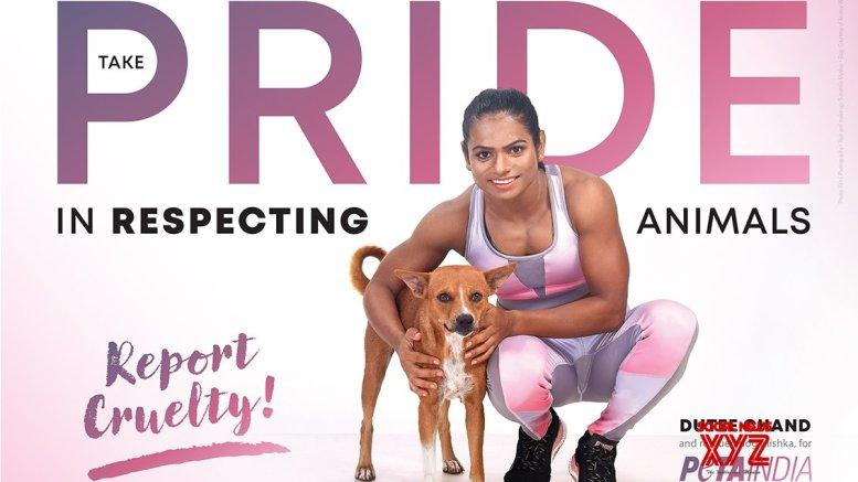 Dutee Chand stars in new PETA India ad