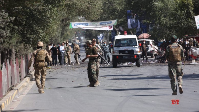 16 dead, 90 injured in Afghanistan blast