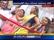 Shopping Mall at Rajahmundry | Inaugurated by Actress Nidhi Agarwal (Video)