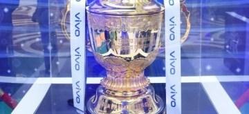 Indian Premier League (IPL) trophy. (File Photo: IANS)