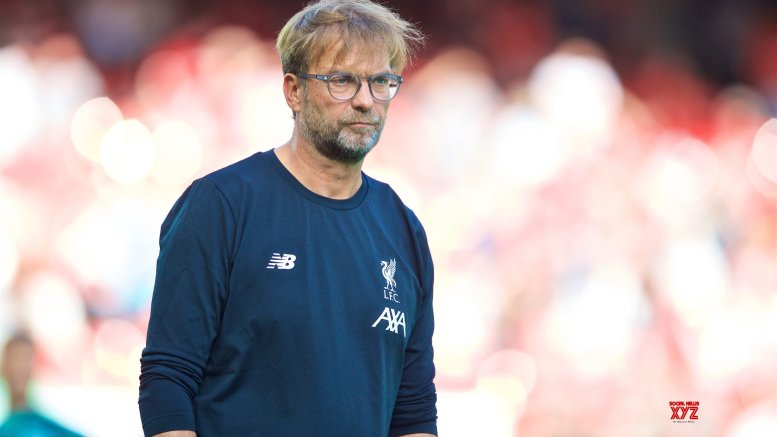 Maximum respect I can have for a person, I have for Klopp: Allison