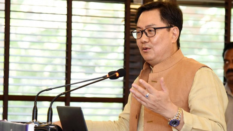 States to get funds from Centre for developing sport they've adopted: Rijiju
