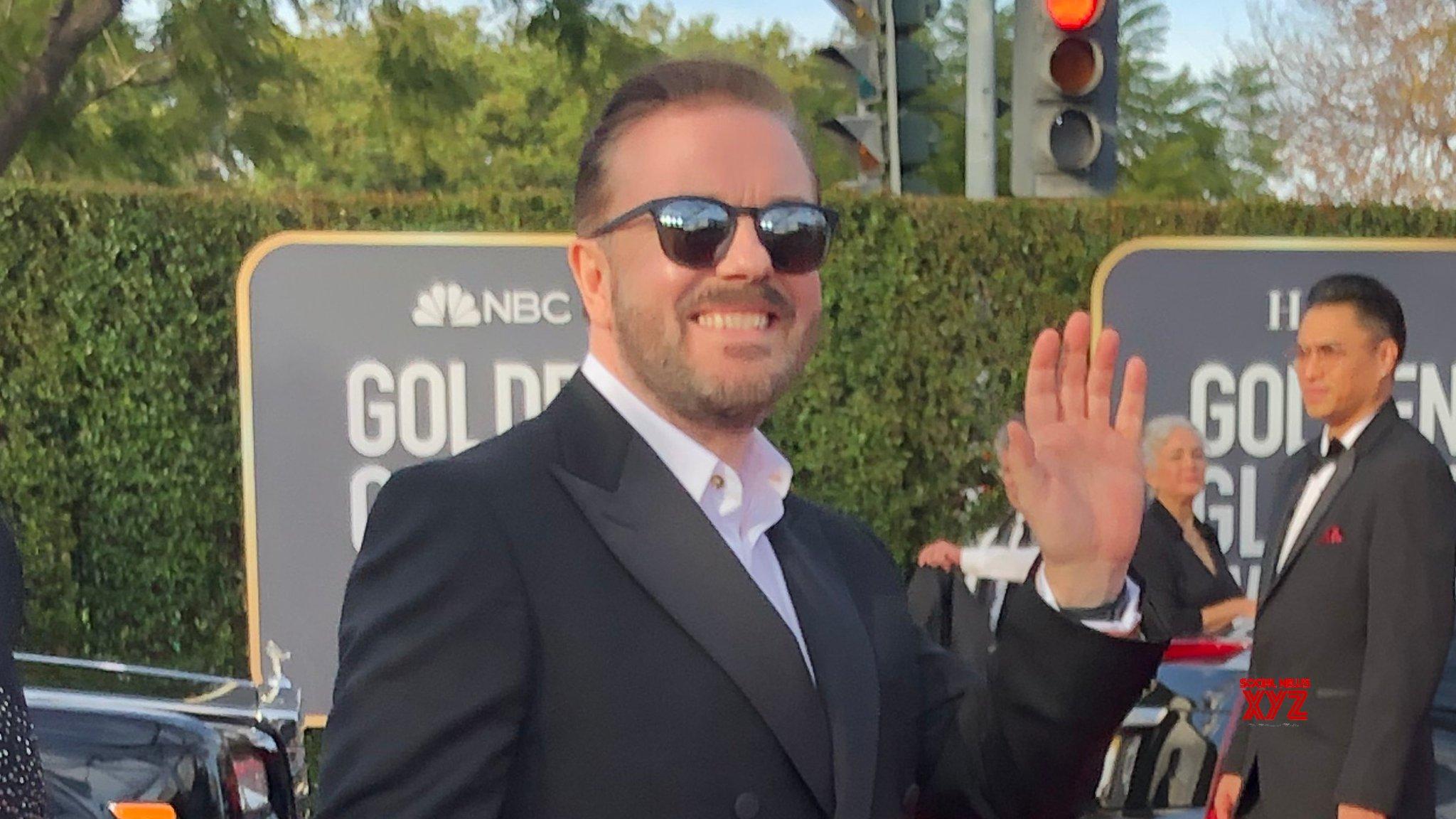 Zoey Deutch Ana De Armas Ricky Gervais Kyle Chandler And
