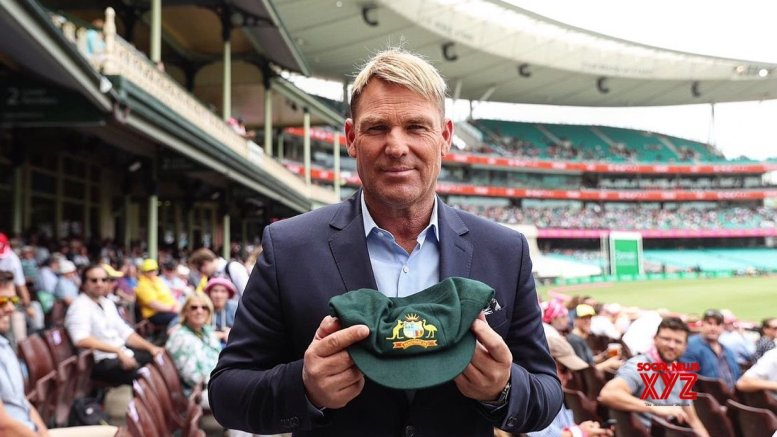 'Absolute circus': Warne recalls media frenzy during time with Hurley