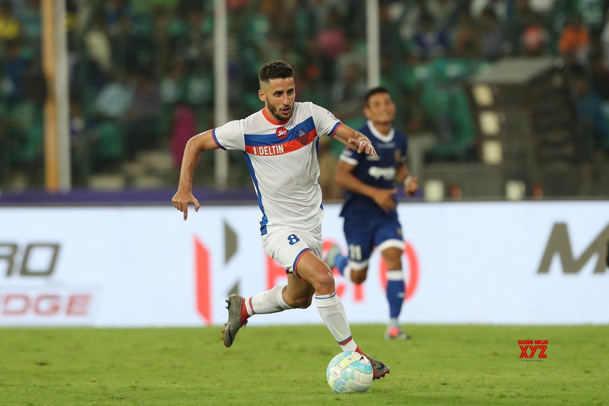 FC Goa's Coro named ISL 'Hero of the Month' for December
