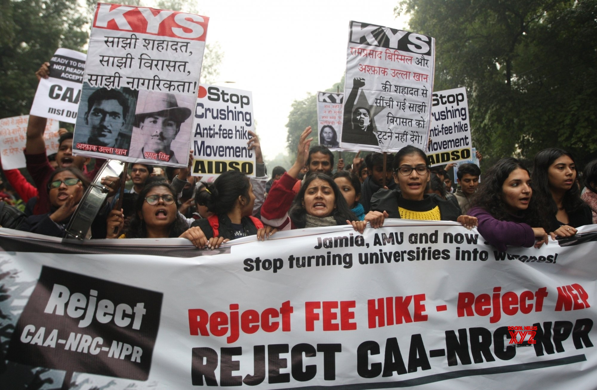 Student protests, CAA & NRC to dominate CWC meet