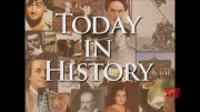 Today in History for January 11th (Video)