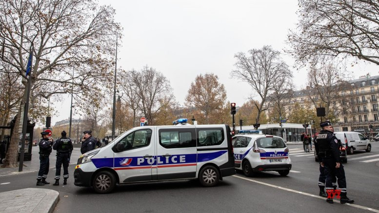 Muslims in France condemn teacher's killing near Paris