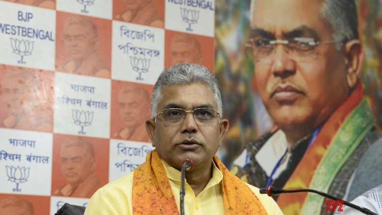 Bengal BJP chief allegedly attacked by Trinamool men