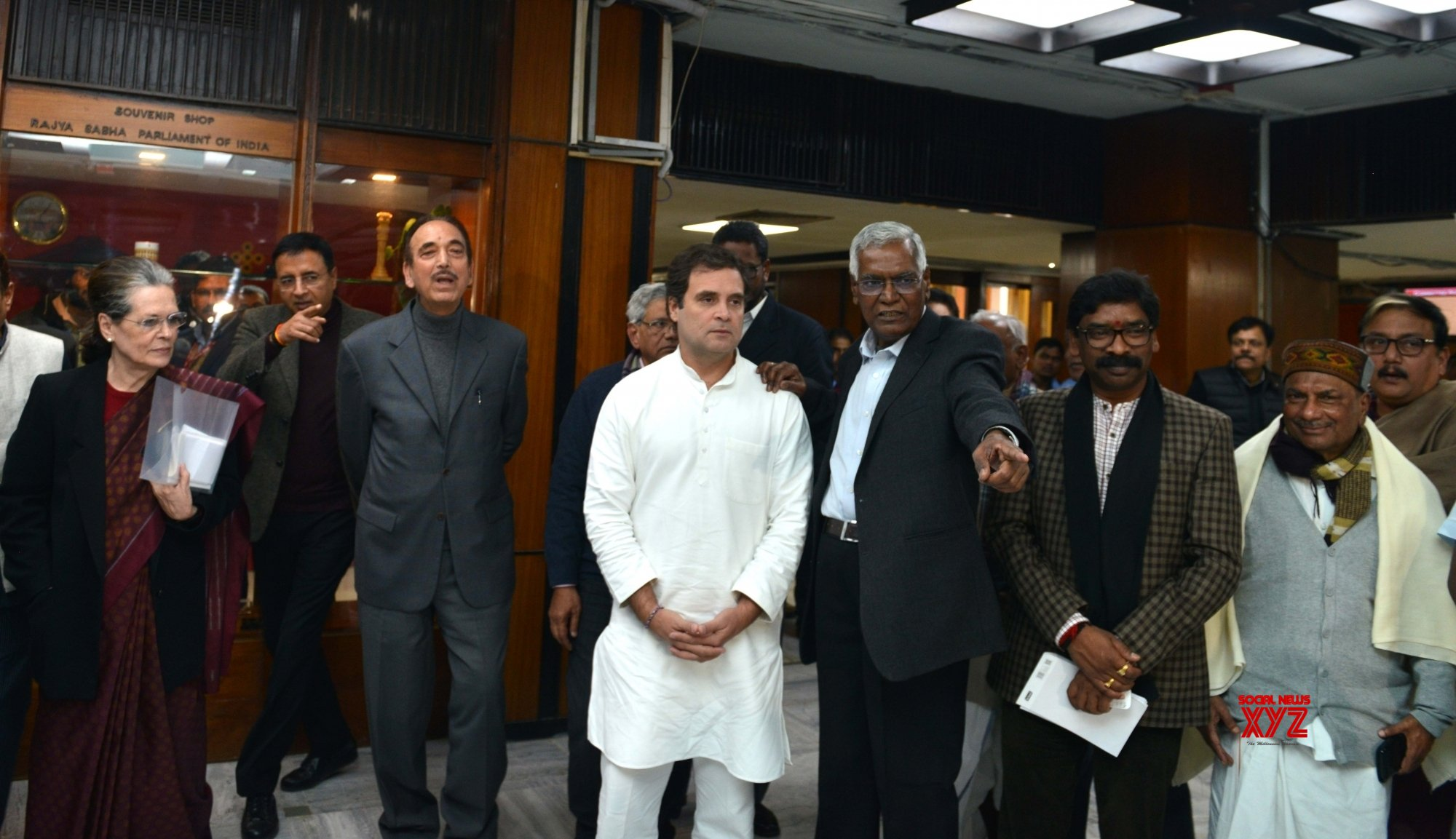 New Delhi: Opposition meets on CAA to formalise joint strategy (Batch - 3) #Gallery
