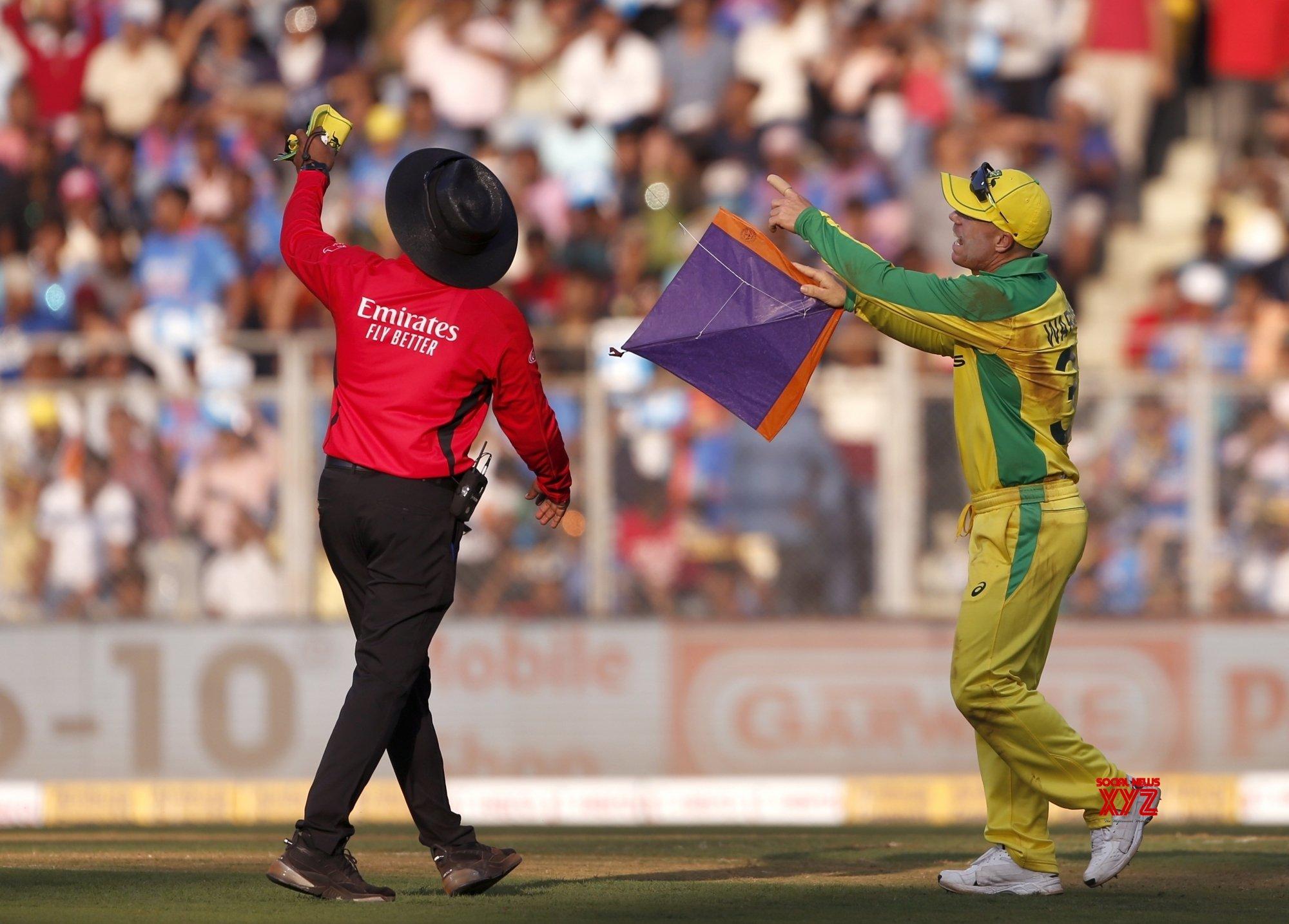 Mumbai: 1st ODI - India Vs Australia (Batch - 27) #Gallery