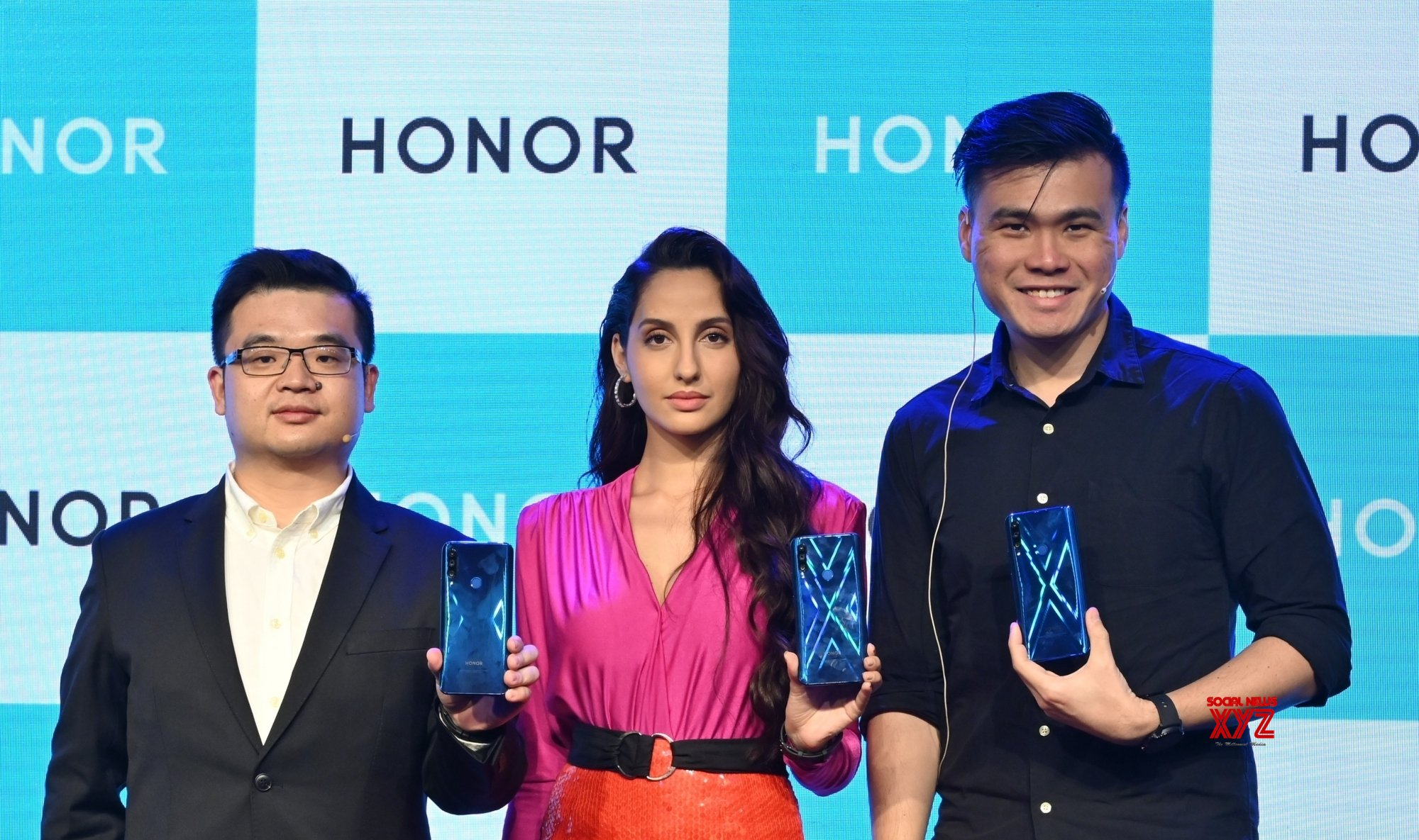 New Delhi: Honor launches 9X smartphone, MagicWatch 2, Band 5i in India #Gallery