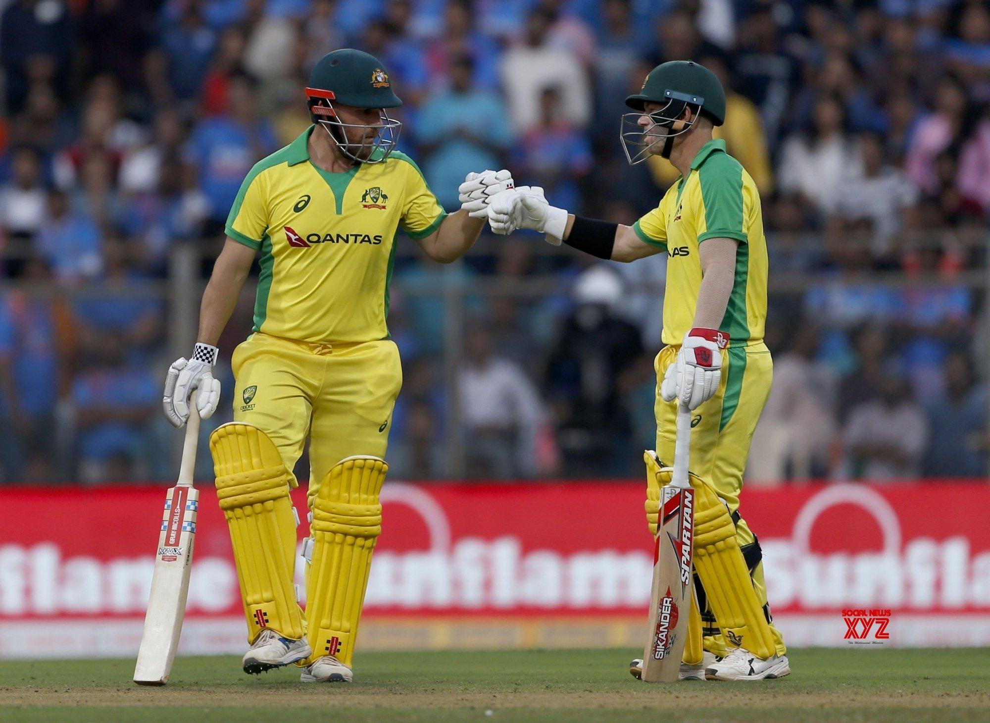 Mumbai: 1st ODI - India Vs Australia (Batch - 31) #Gallery
