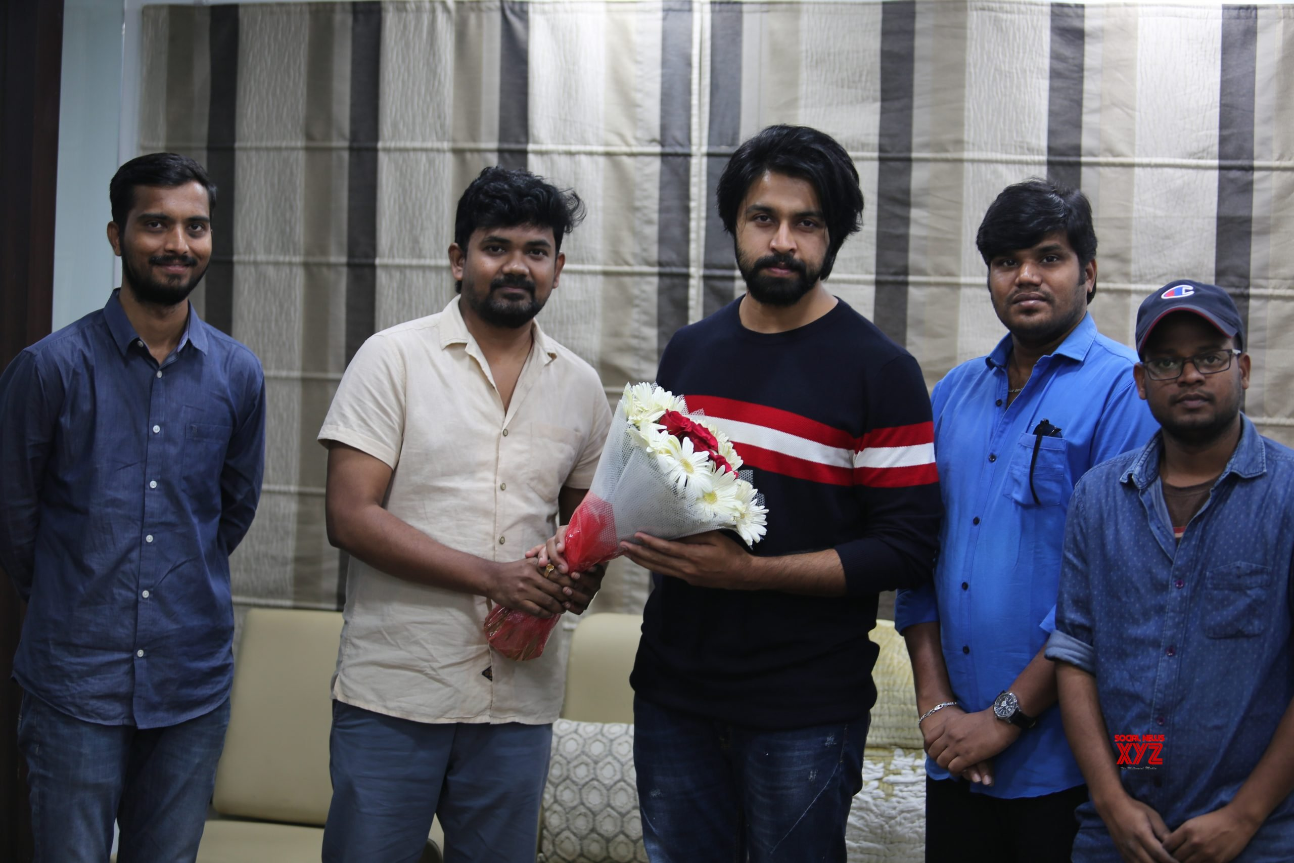 Shukra Movie Glimpse Is Appreciated By Kalyaan Dhev