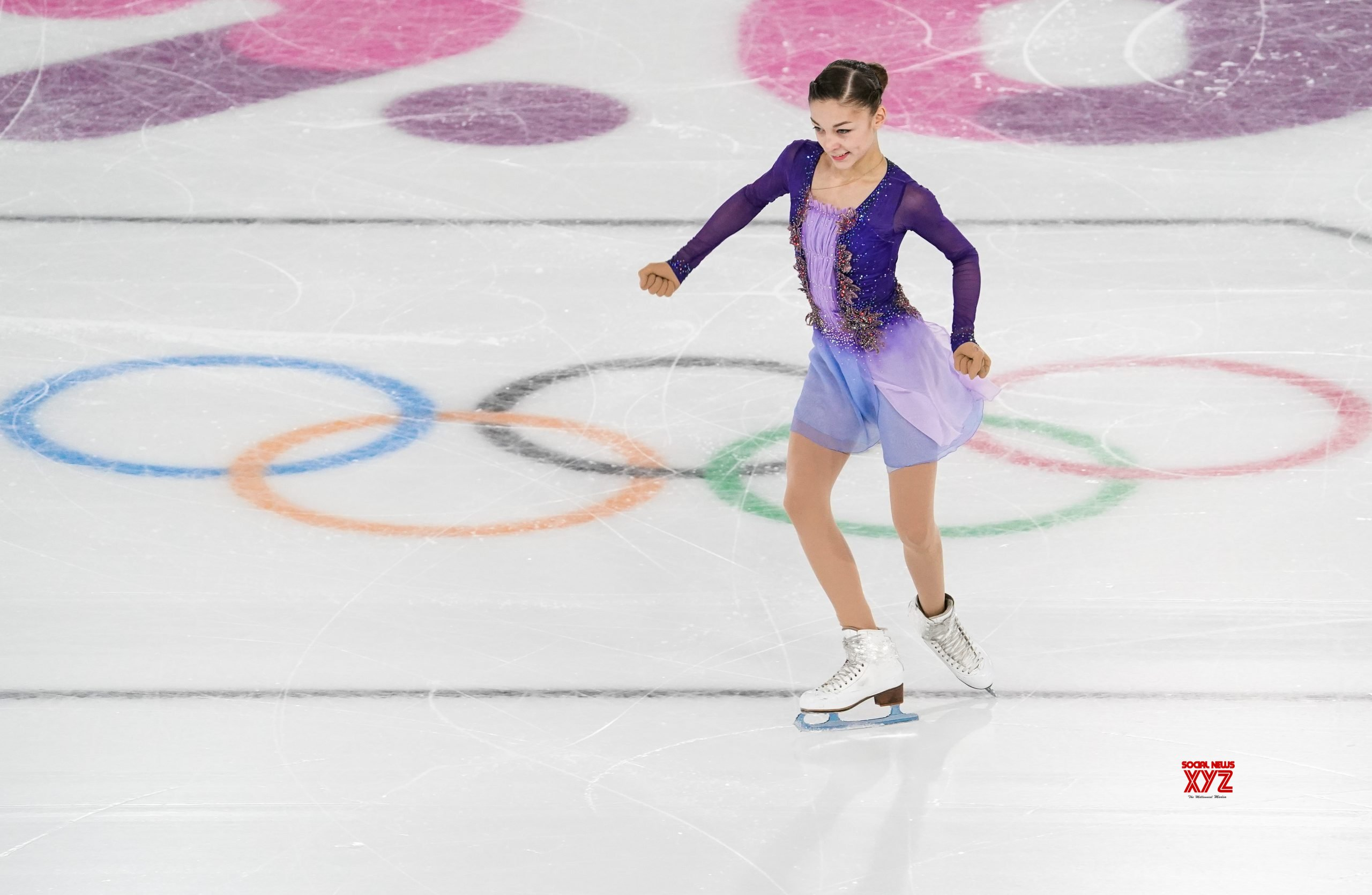 SWITZERLAND - LAUSANNE - WINTER YOG - FIGURE SKATING - WOMEN'S SINGLES SKATING #Gallery