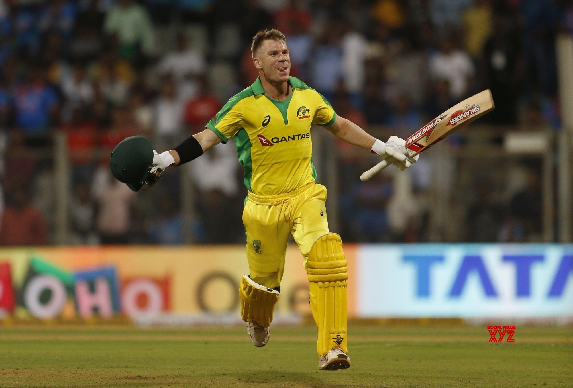 Mumbai: 1st ODI - India Vs Australia (Batch - 36) #Gallery