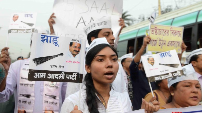 Majority of Delhi voters think AAP will return to power