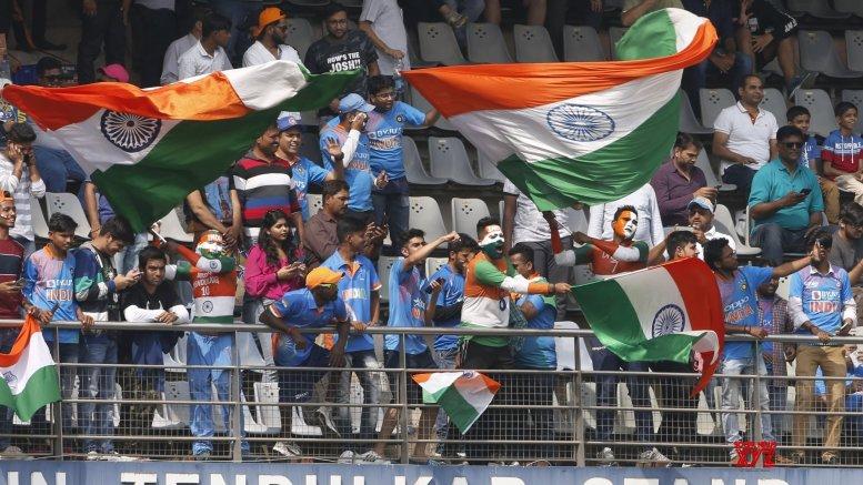 Anti-CAA stir reaches Wankhede during India-Australia ODI