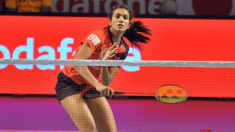 Sindhu crashes out of Indonesia Masters