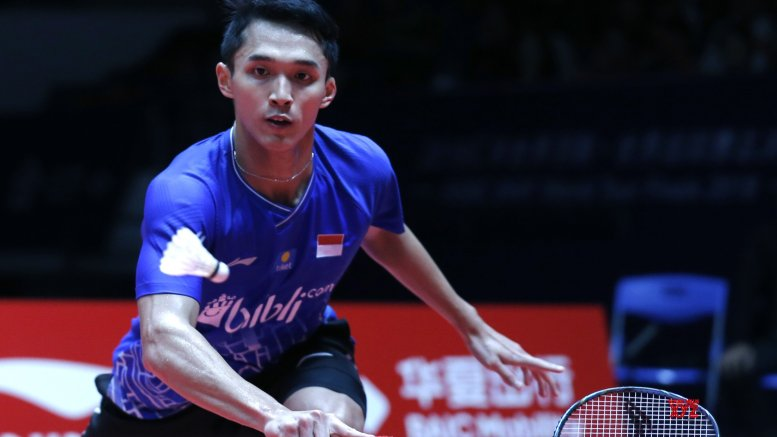 Kento Momota discharged from hospital after accident